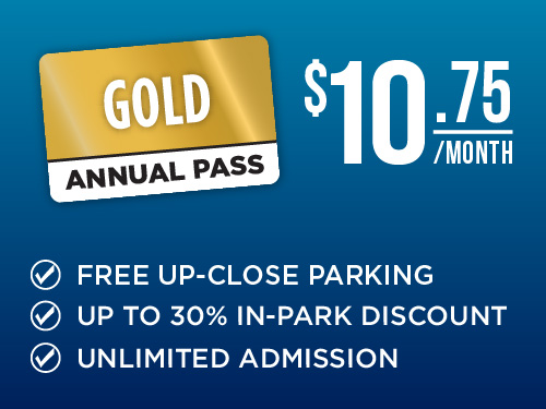 Gold Annual Pass at SeaWorld San Diego