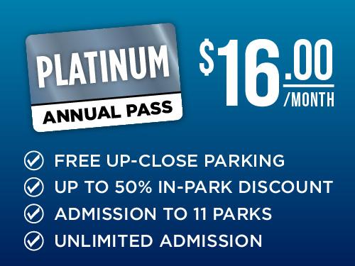 Platinum Pass at SeaWorld San Diego