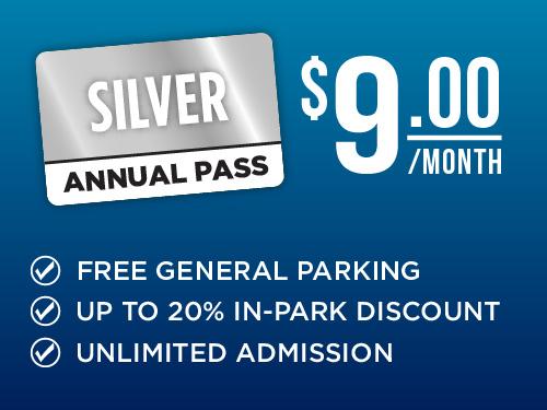 Silver Annual Pass at SeaWorld San Diego