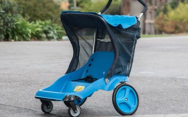 Product Image Double Stroller