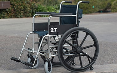 Product Image Wheelchair
