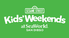 Sesame Street Kids Weekends at SeaWorld San Diego