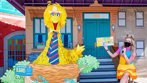 Sesame Street Storytime