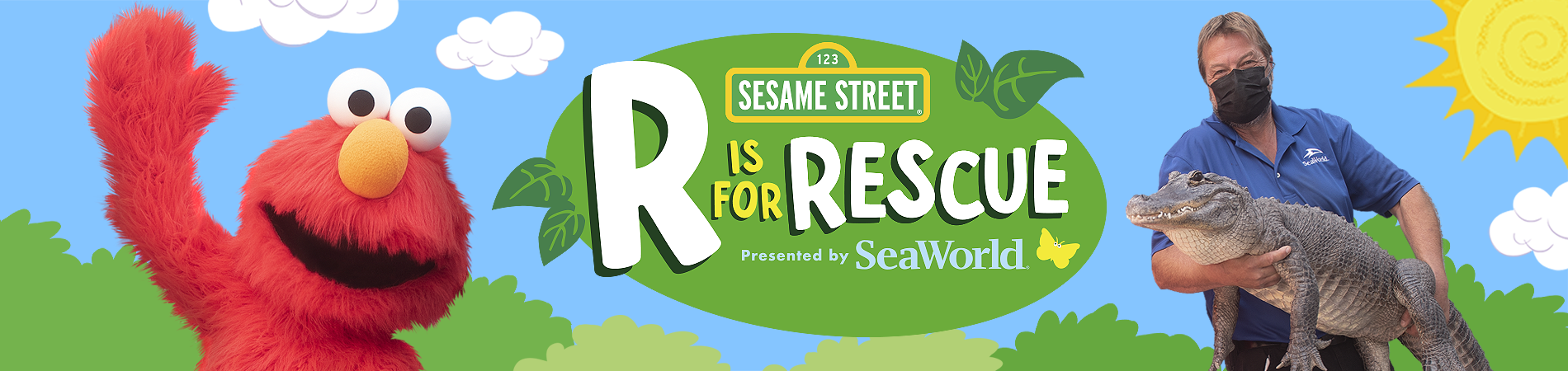 R is for Rescue presentation