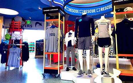 SeaWorld Rescue Store at SeaWorld San Diego