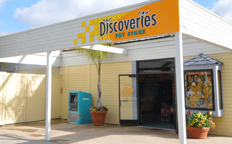 Discoveries Gift Shop