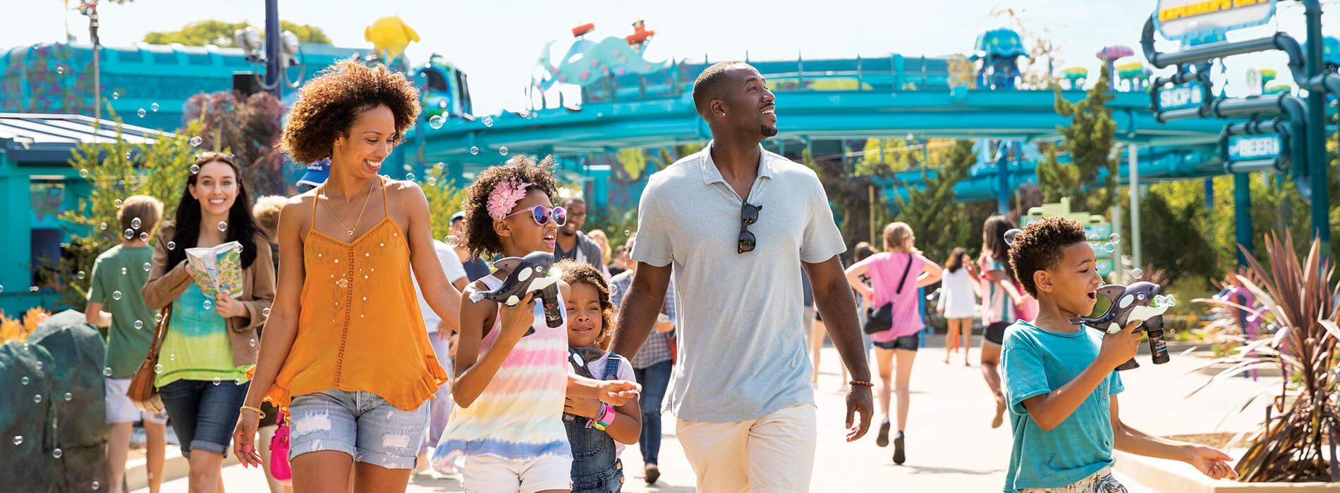 SeaWorld San Diego Tickets and Passes Offers