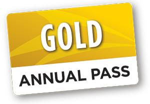 SeaWorld Gold Annual Pass