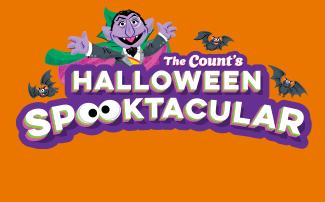 The Counts Halloween Spooktacular at Sesame Place San Diego