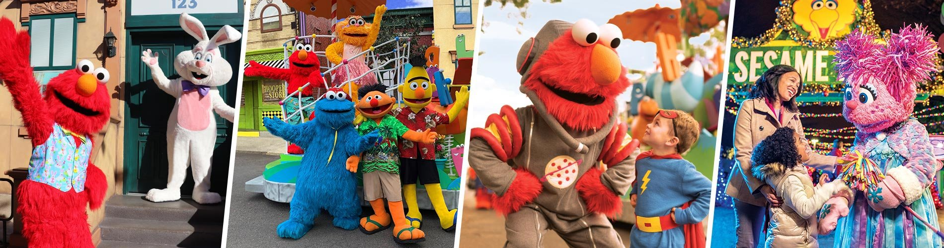 Seasonal Events at Sesame Place San Diego