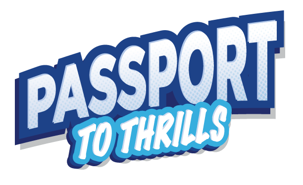Passport to Thrills Logo