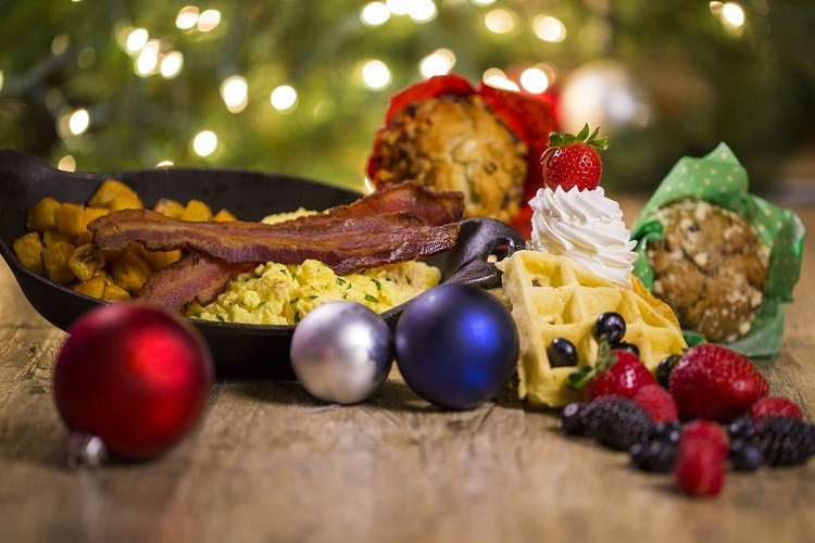 Christmas Breakfast Feast at Busch Gardens Tampa Bay