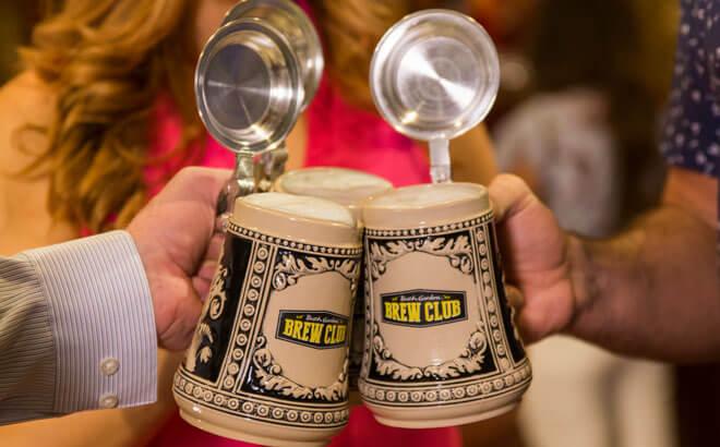 Brew Club at Busch Gardens Tampa Bay