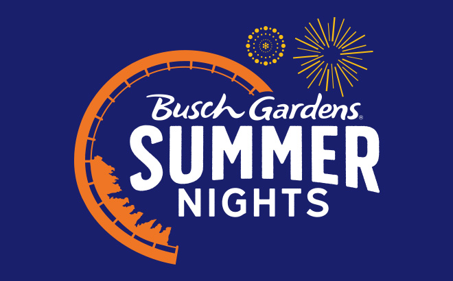 Busch Gardens Summer Celebration Event