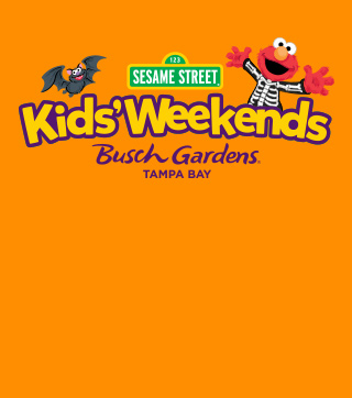 Sesame Street Kids' Weekends at Busch Gardens