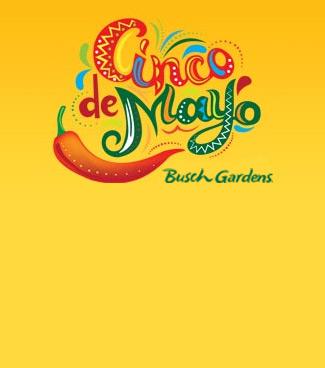 Cinco de Mayo at Busch Gardens