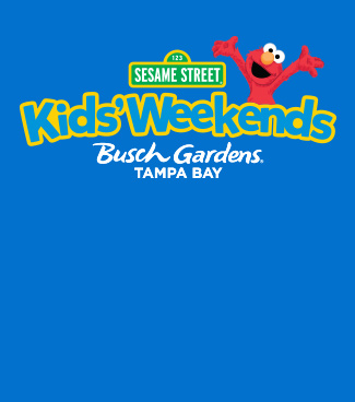 Sesame Street Kids' Weekends at Busch Gardens Tampa