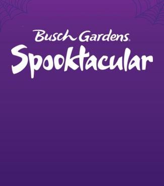 Busch Gardens Halloween Spooktacular