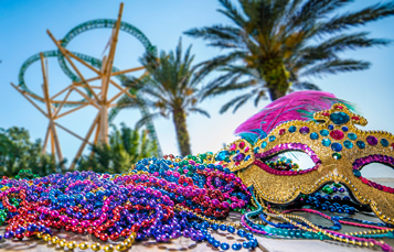 Mardi Gras Weekend at Busch Gardens Tampa Bay