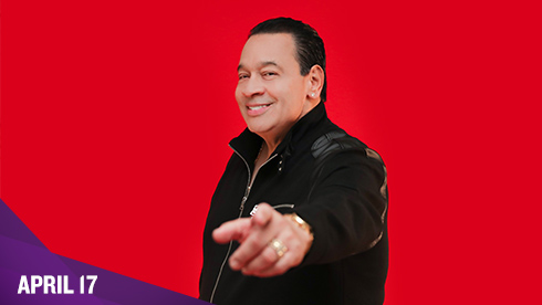 April 17 - Tito Nieves