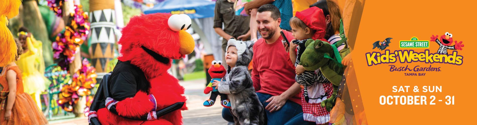 Howl-O-Scream at Busch Gardens Tampa Bay