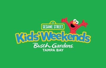 Sesame Street Kids' Weekends at Busch Gardens Tampa Bay