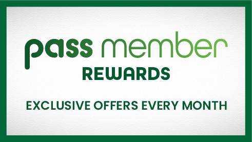 Pass Member Rewards