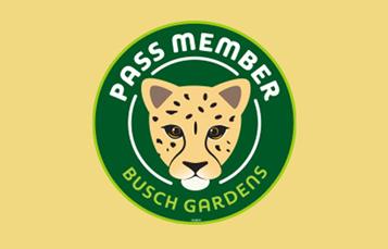 Pass Member Cheetah Magnet