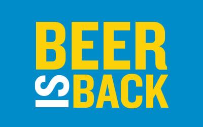 Free Beer is Back