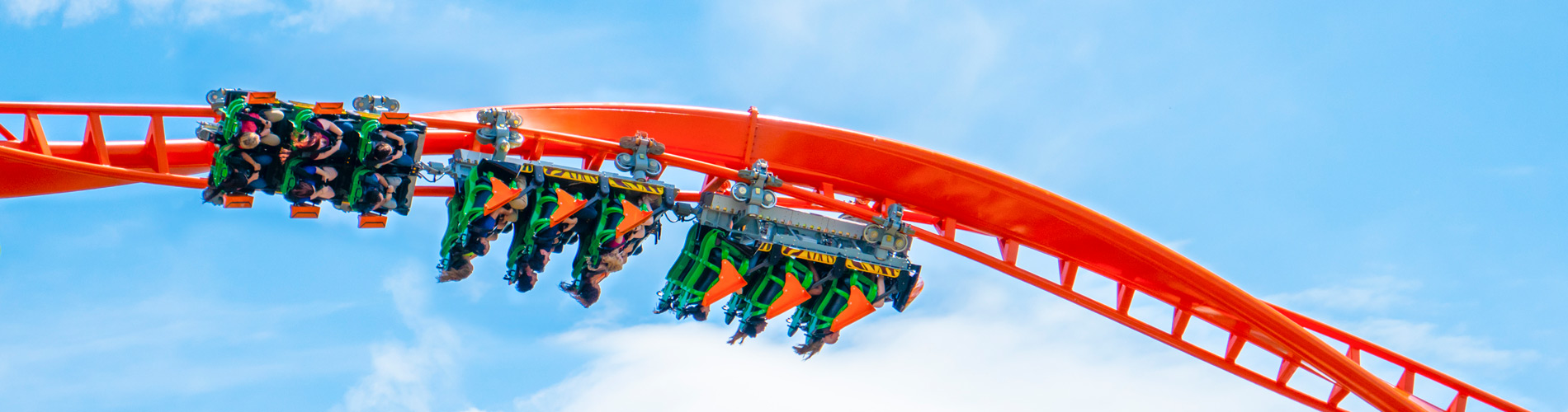 Tigris, Launch Coaster