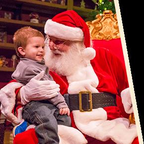 Family Fun at Christmas Town
