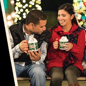 Busch Gardens Tampa Bay Christmas Town