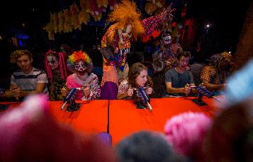 Howl-O-Scream Games at Busch Gardens Tampa Bay