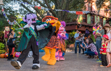 Sesame Street Kid's Weekends at Busch Gardens Tampa Bay
