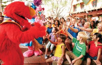 Sesame Kids Weekends at Busch Gardens Tampa Bay