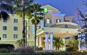 Book at Busch Gardens Vacation Package at the Holiday Inn Express Hotel & Suites