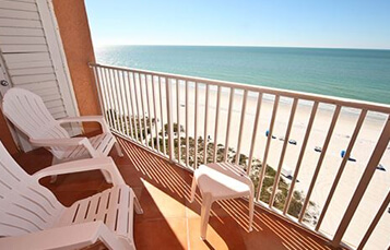 Book a Busch Gardens Tampa Bay Vacation Package at the Plumlee Gulf Beach Vacation Rentals - Sand Castle II Condominiums
