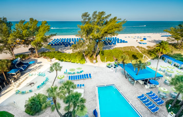 Book your Florida Vacation at the RumFish Beach Resort with your Busch Gardens vacation package.