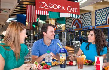 Zagora Cafe | Restaurants | Busch Gardens Tampa Bay