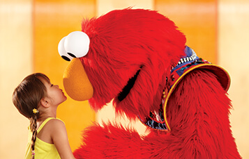 Visit the Sesame Street Safari of Fun at Busch Gardens Tampa Bay