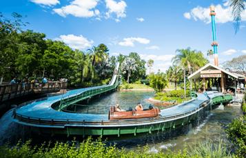Busch Gardens Tampa Quick Queue Ticket