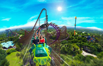 New Hybrid RMC Roller Coaster coming to Busch Gardens Tampa Bay in 2021