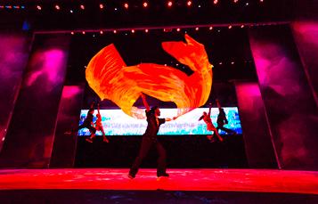Watch Turn It Up! at Busch Gardens Tampa Bay