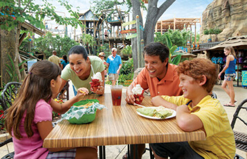 Book an Eat Free Vacation Package at Busch Gardens Tampa Bay