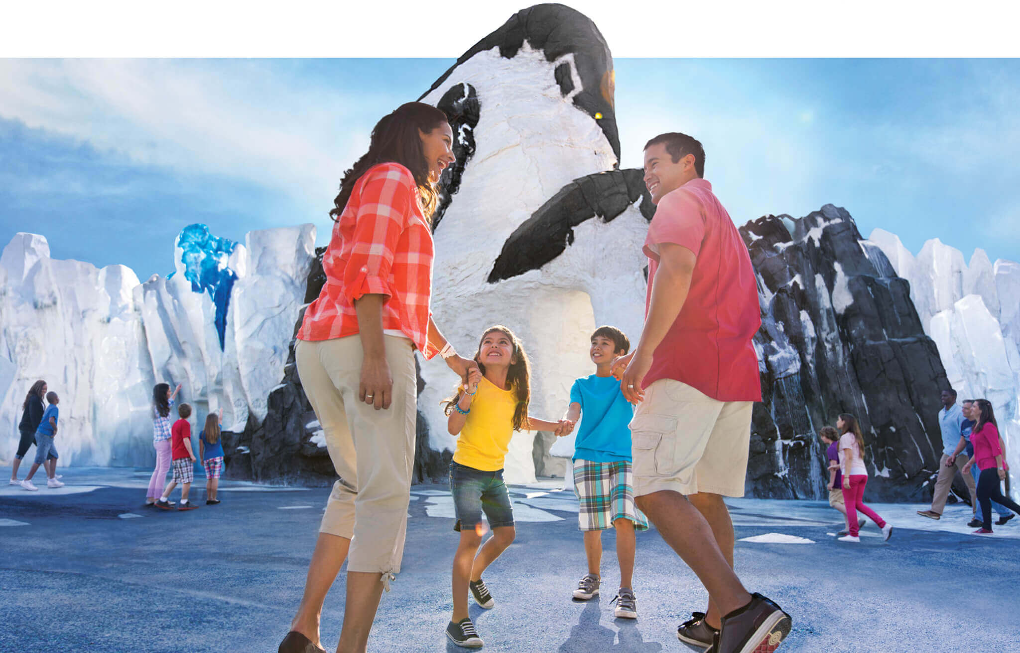 Book a Thrills & Chills Vacation Package at Busch Gardens Tampa Bay and SeaWorld Orlando