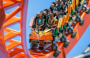 Book a Buy 2 Nights, Get 1 Free vacation package at Busch Gardens Tampa Bay!