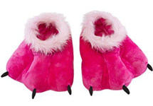 Flamingo Slippers at Busch Gardens Tampa Bay online gift shop