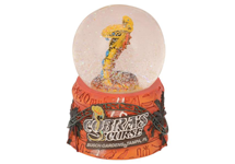 Cobra's Curse Snowglobe at Busch Gardens Tampa Bay Online Gift Shop