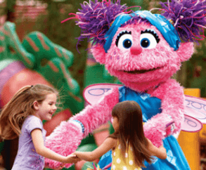 Sesame Street Safari of Fun at Busch Gardens Tampa Bay