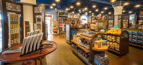 Shop at the Emporium at Busch Gardens Tampa Bay